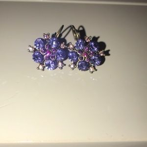 Small statement earrings